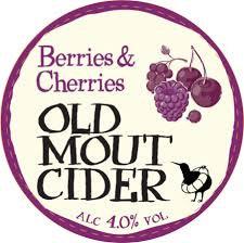 Old Mout Berries & Cherries 30L Keg
