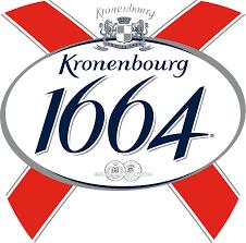 Kronenbourg 1664 50L Keg
