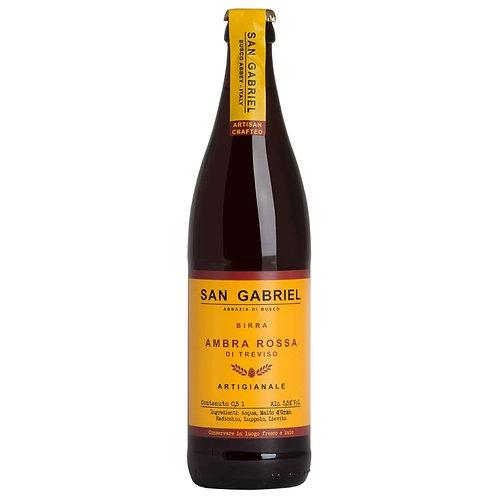 San Gabriel Birra Ambra Rossa 330ml