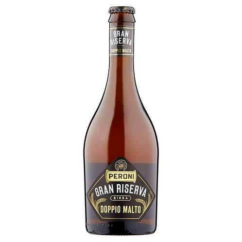 Peroni Gran Riserva Birra Doppio Malto (Abv 6.6%) 500ml