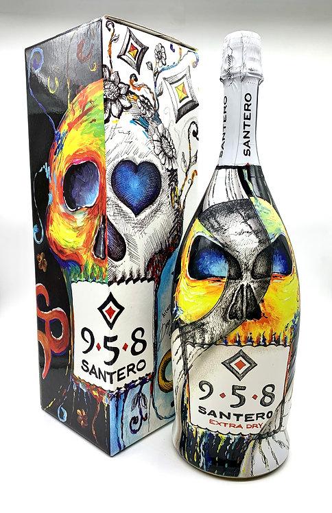 958 Santero Skeleton Gomez MAGNUM