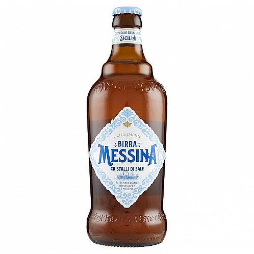 Birra Messina Cristalli Di Sale 330ml