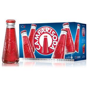 Campari Soda 10 x 9.8cl