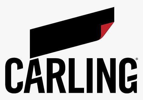 Carling Lager 20L & 50L Kegs