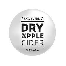 Rekorderlig Dry Apple Cider 30L Keg