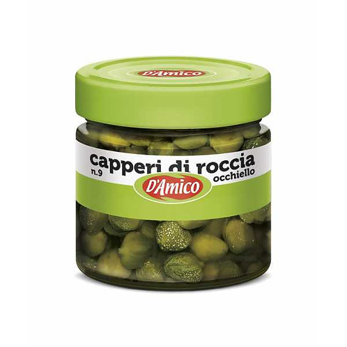 D'Amico Capers 100g