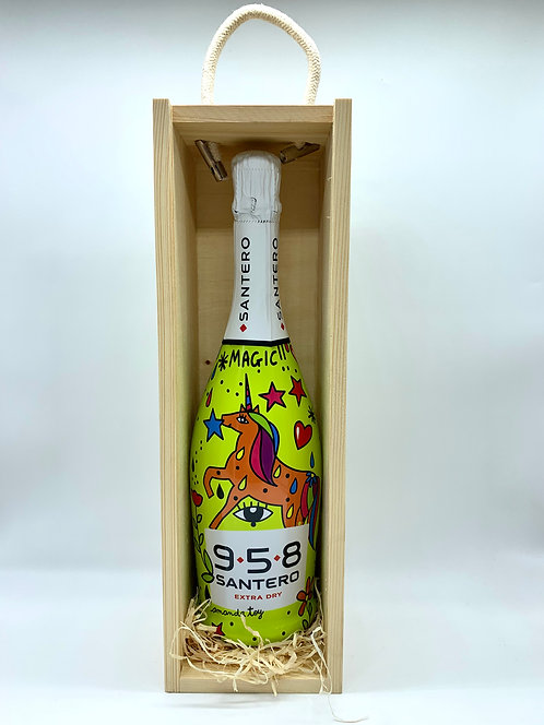958 Santero Bottle Gift Set