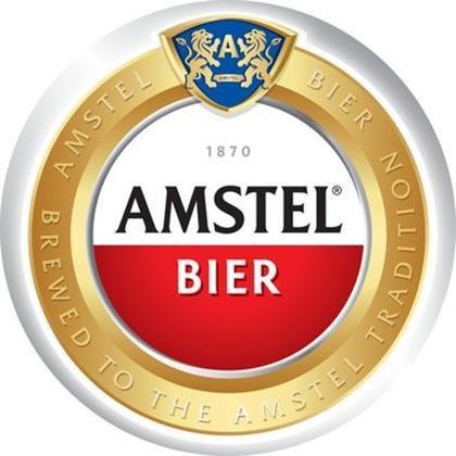 Amstel Lager 50L Keg
