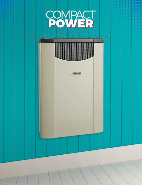 calefactor compact power 3000
