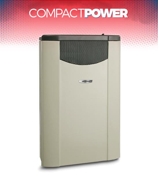 Calefactor 3000 calorías.