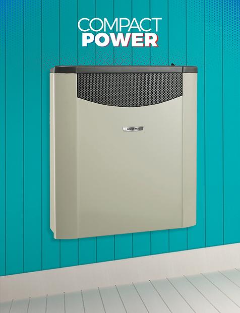 calefactor compact power 4000