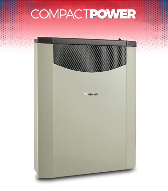 Calefactor 4000 calorías.