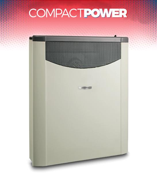 Calefactor 5500 calorías.