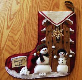Christmas stocking #2