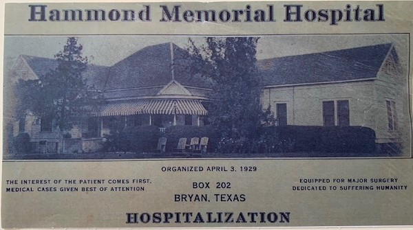 Hammond Hospital Advert.jpg