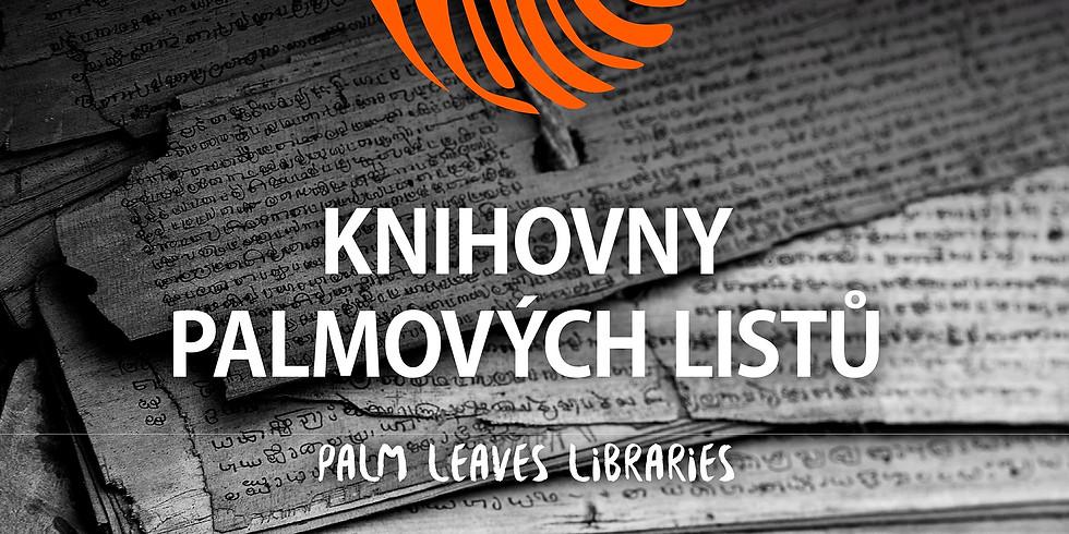 NAPLNĚNO: Knihovny palmových listů pro dnešní dobu