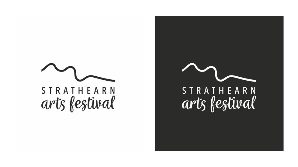 Strathearn Arts Festival Logo