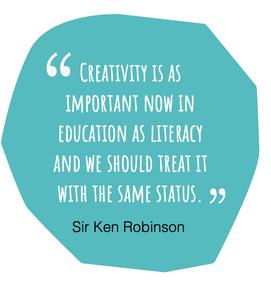 Creativity - the 21st Century Skill