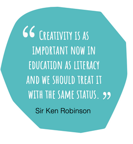 Creativity - the 21st Century Skill
