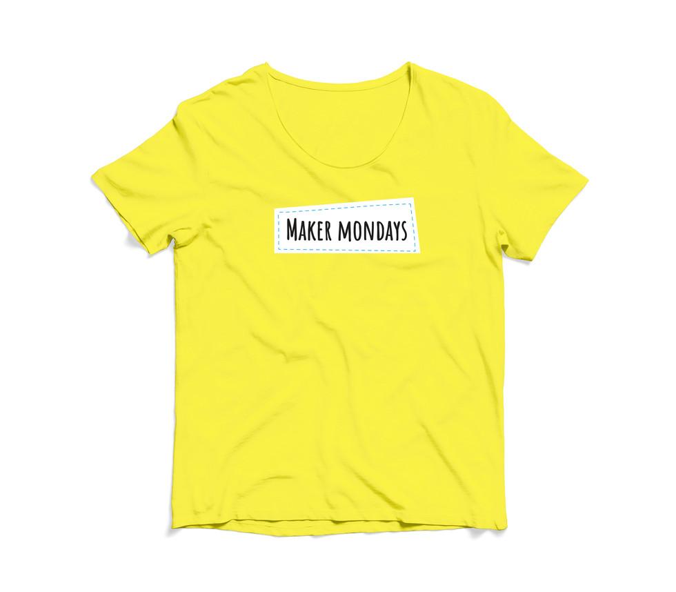 New Colours Made | Maker Mondays T-Shirt