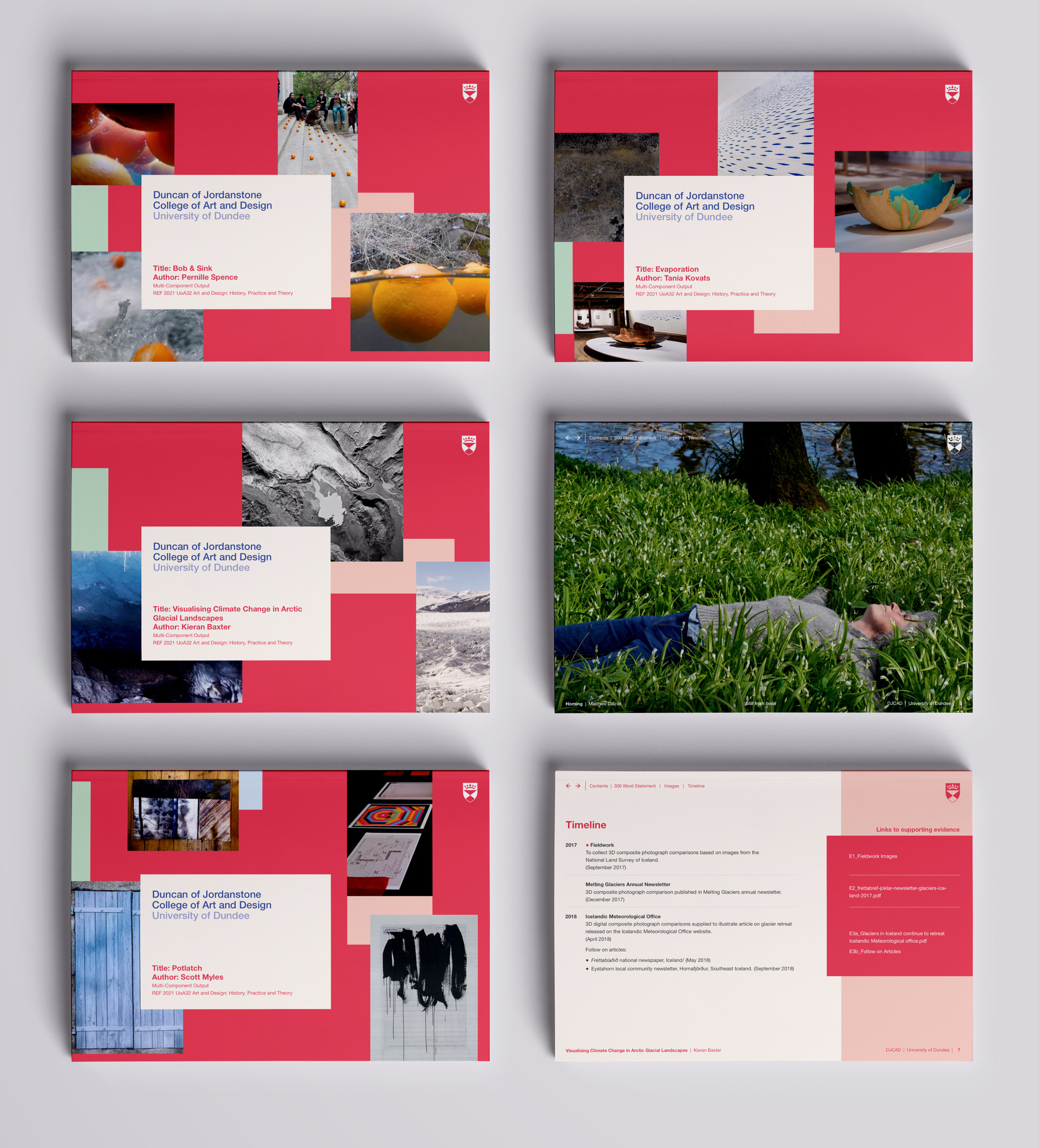 New Colours Made   PDF Brochure