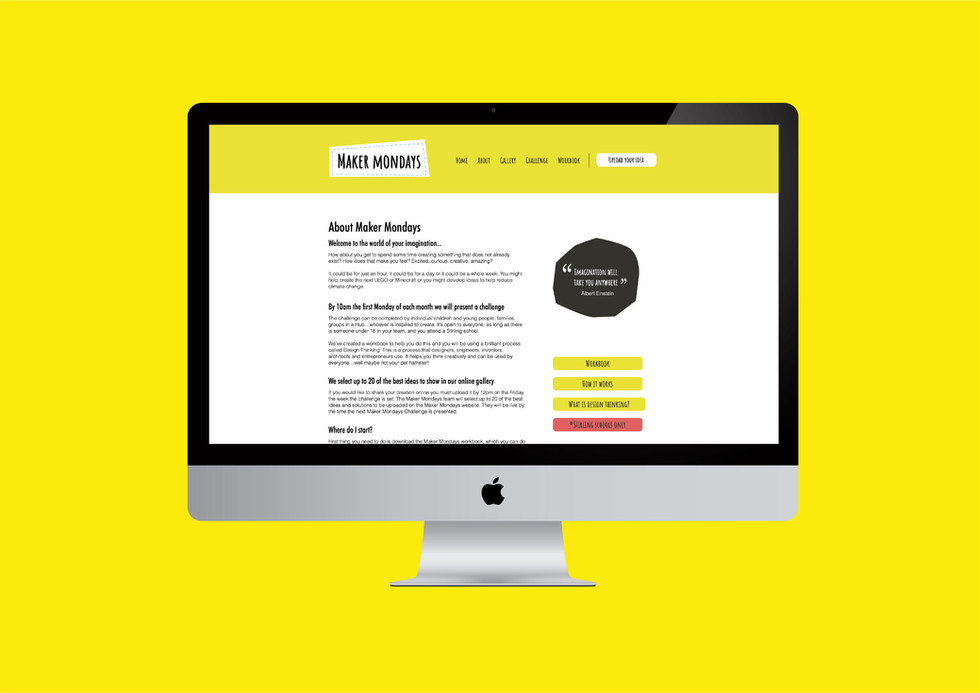 New Colours Made | Maker Mondays Website