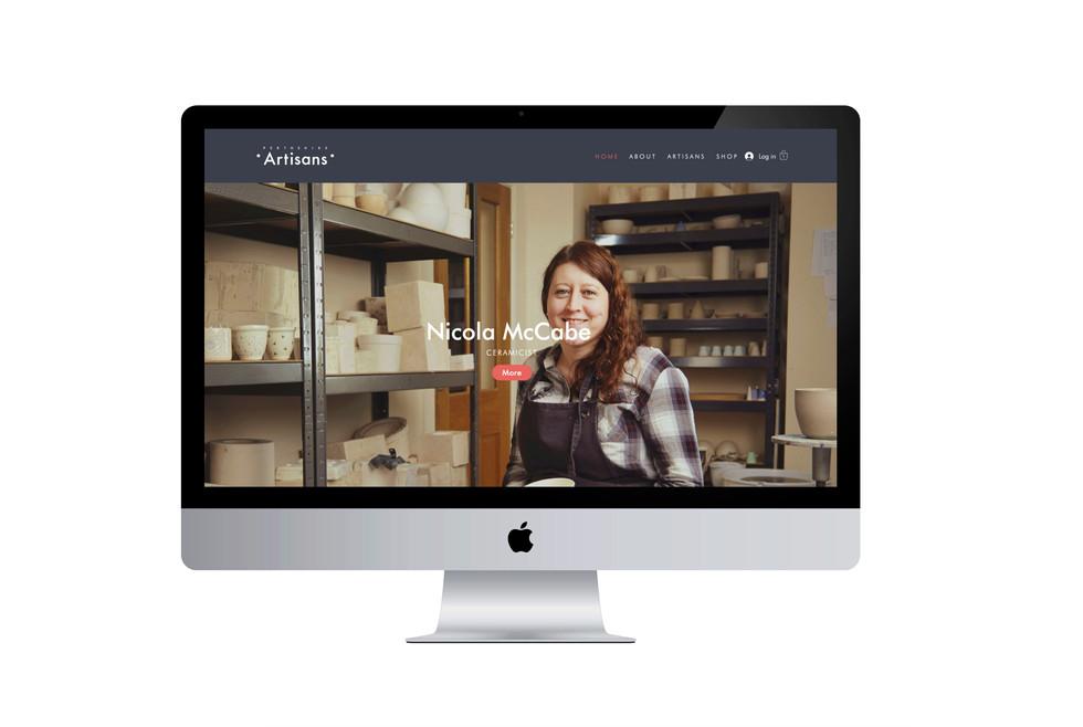 Perthshire Artisans Website