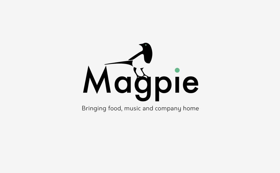 New Colours Made | Magpie Logo