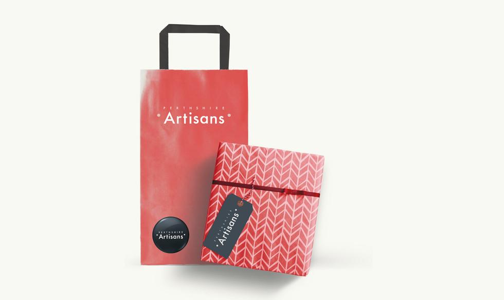 Perthshire Artisans Packaging