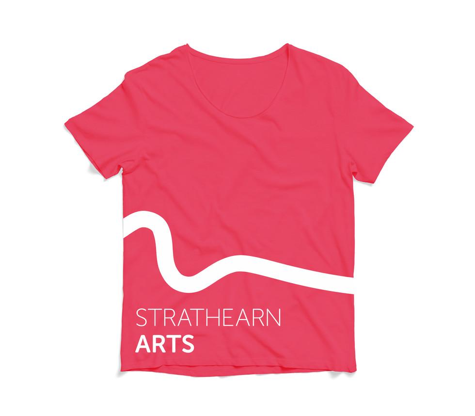 Strathearn Arts T-Shirt