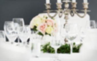 Priser I Bild på bordsdukning