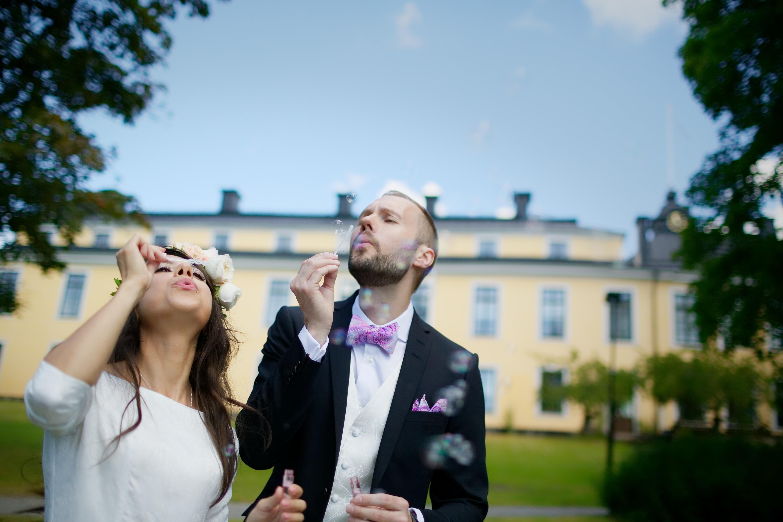 Bröllopsporträtt 16 - Mahdis & Tommy