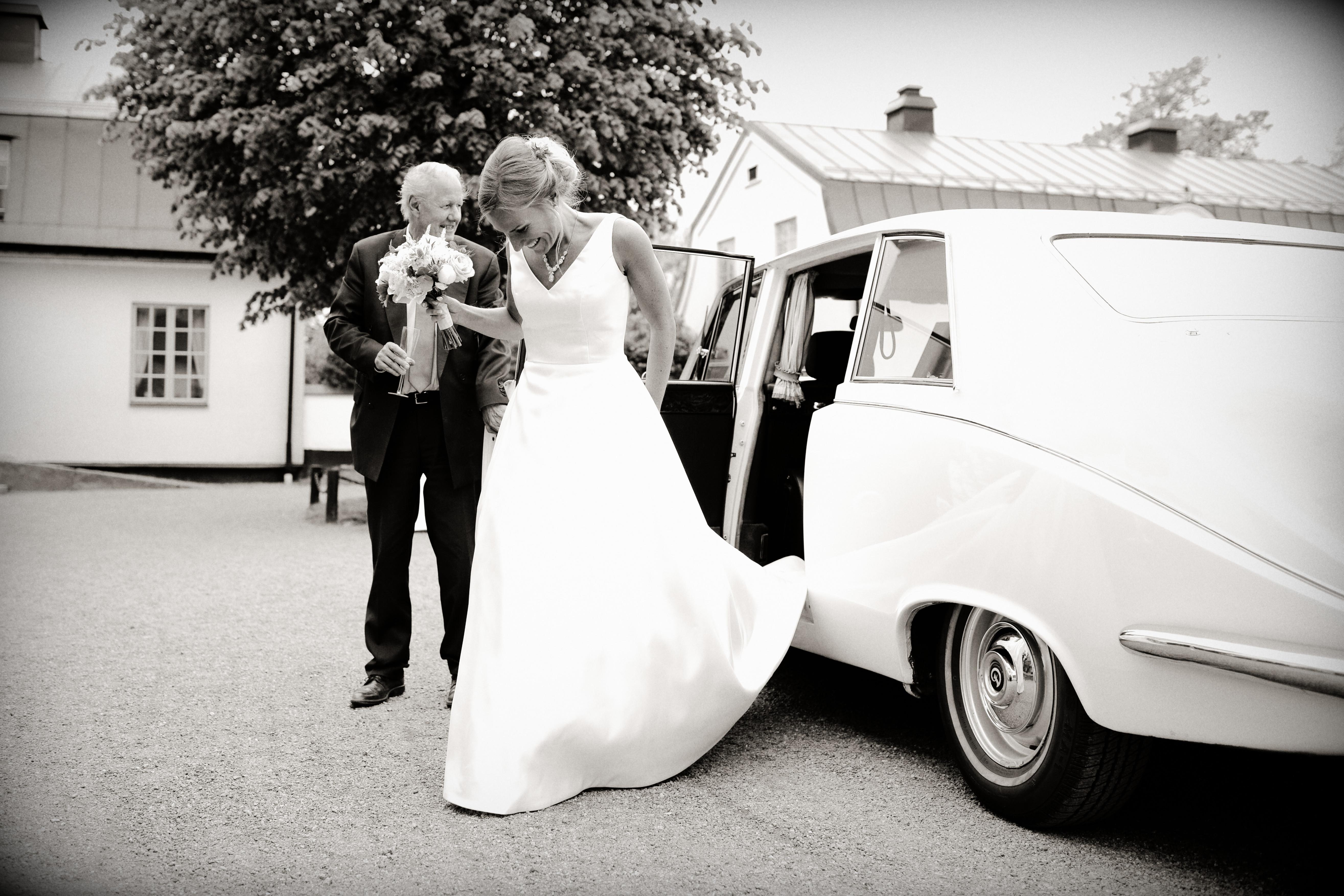 Bröllopsbilen 3