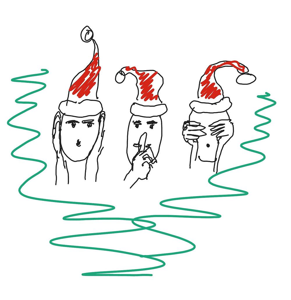 Christmas - nonverbal communication