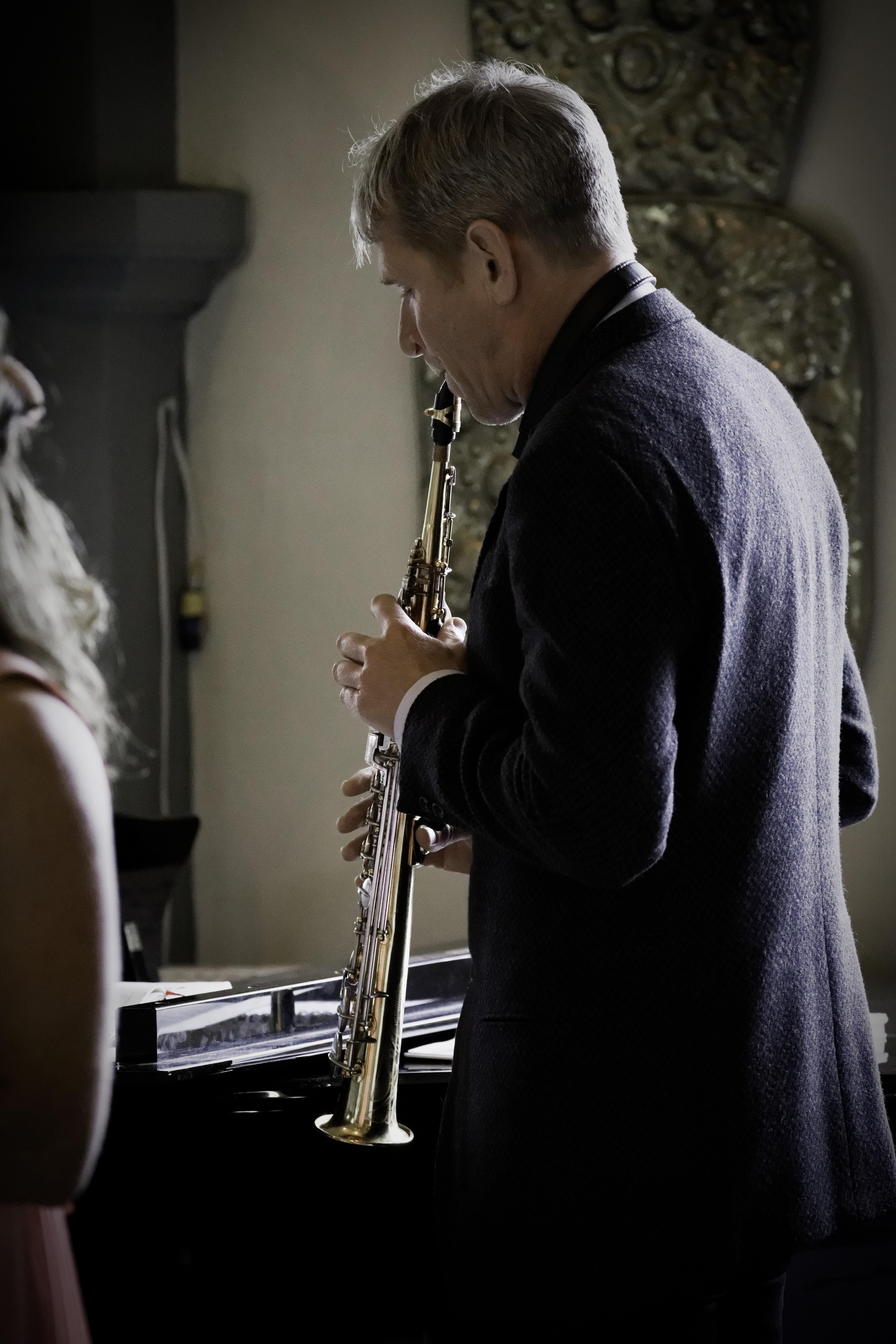 Vigselceremoni 11 - musiker