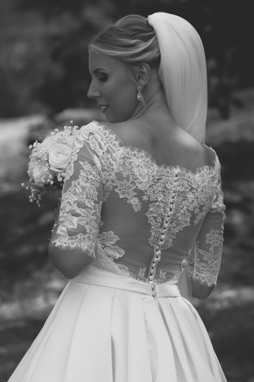 Elin - bröllopsporträtt 1