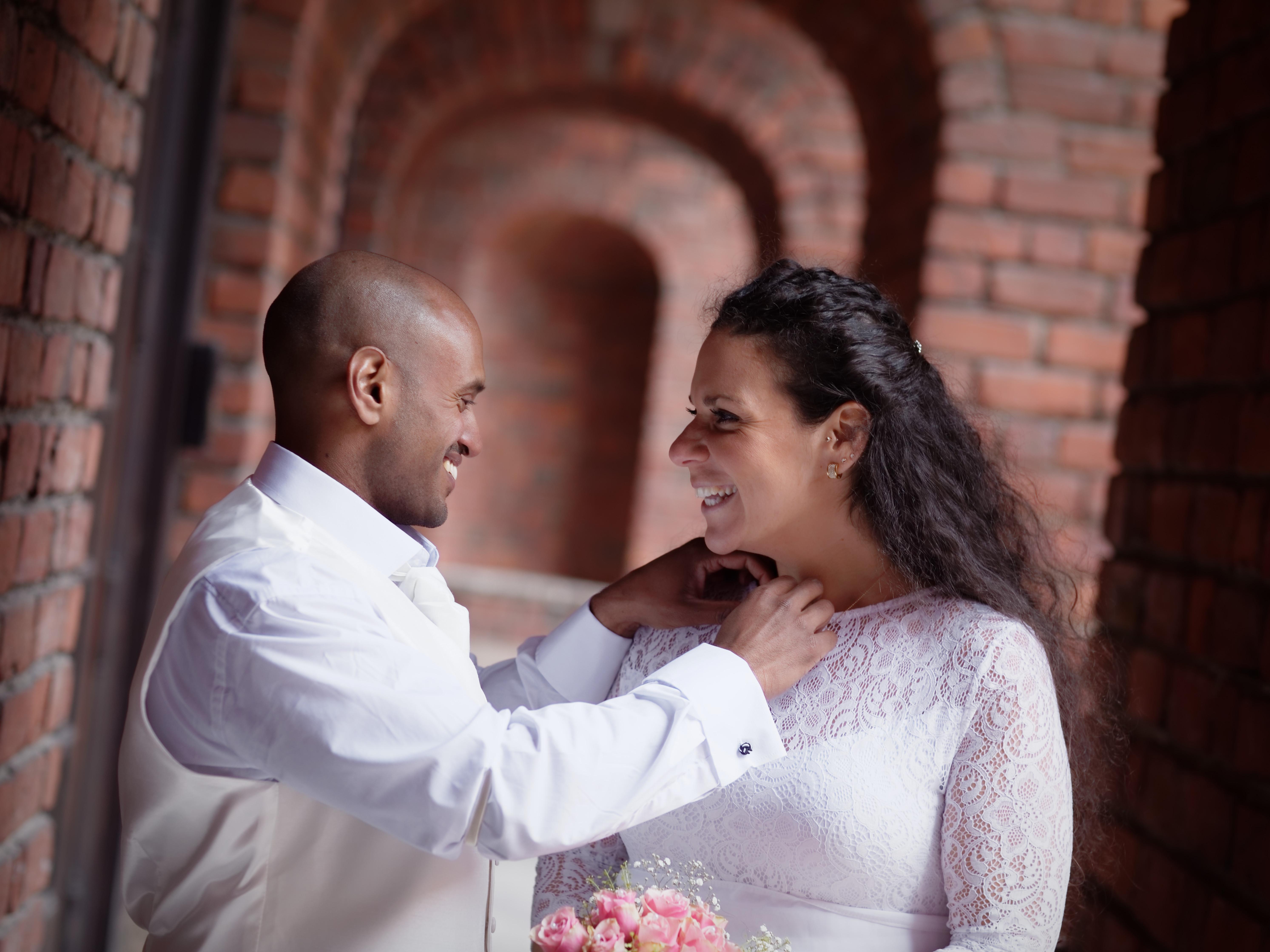 Bröllopsporträtt 5