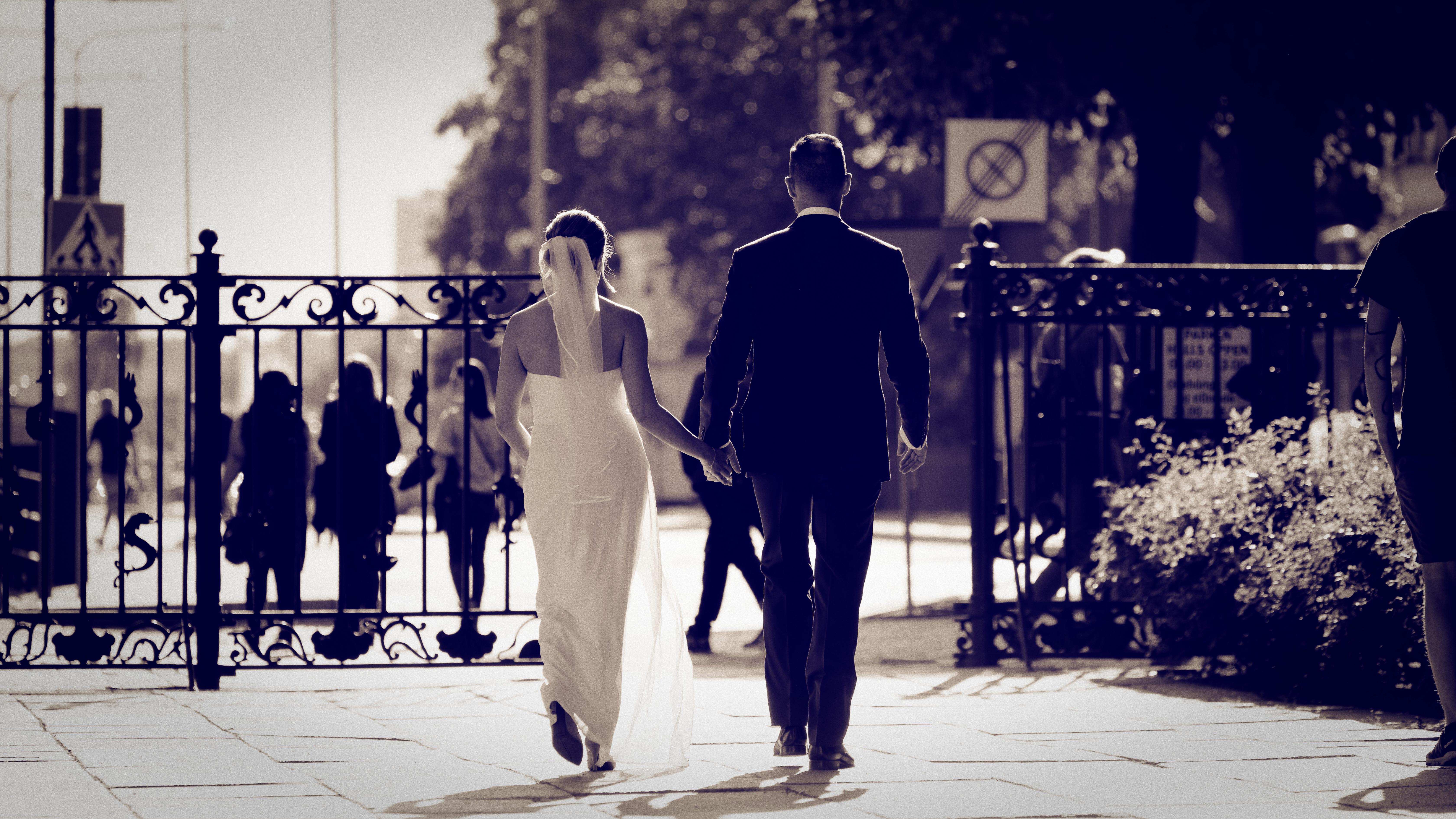Bröllopsporträtt 9 - Chris & Ann