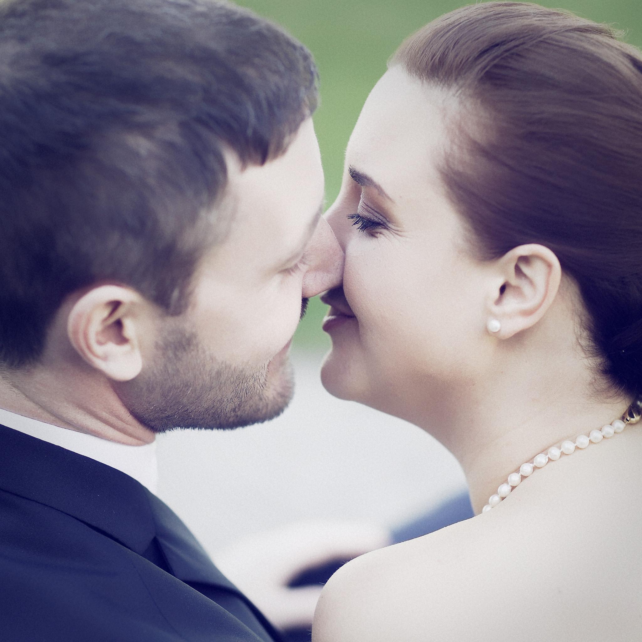 Bröllopsporträtt 12: Caroline/Tobias
