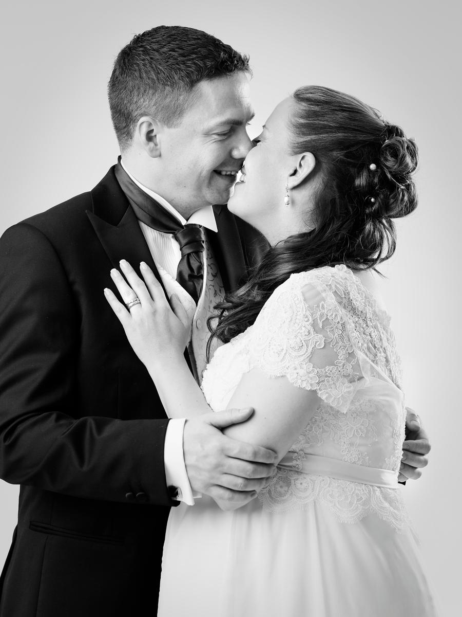 Bröllopsporträtt 2: Patric och Anna
