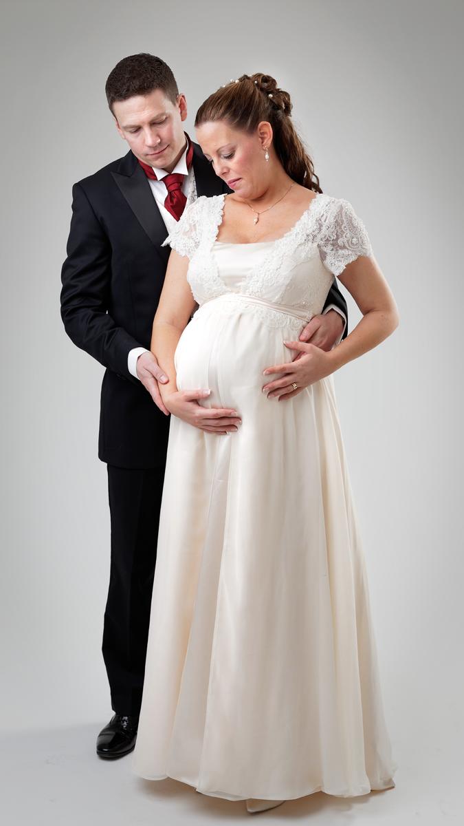 Bröllopsporträtt 3: Patric och Anna