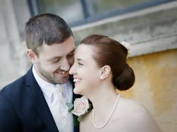 Bröllopsporträtt - Caroline & Tobias