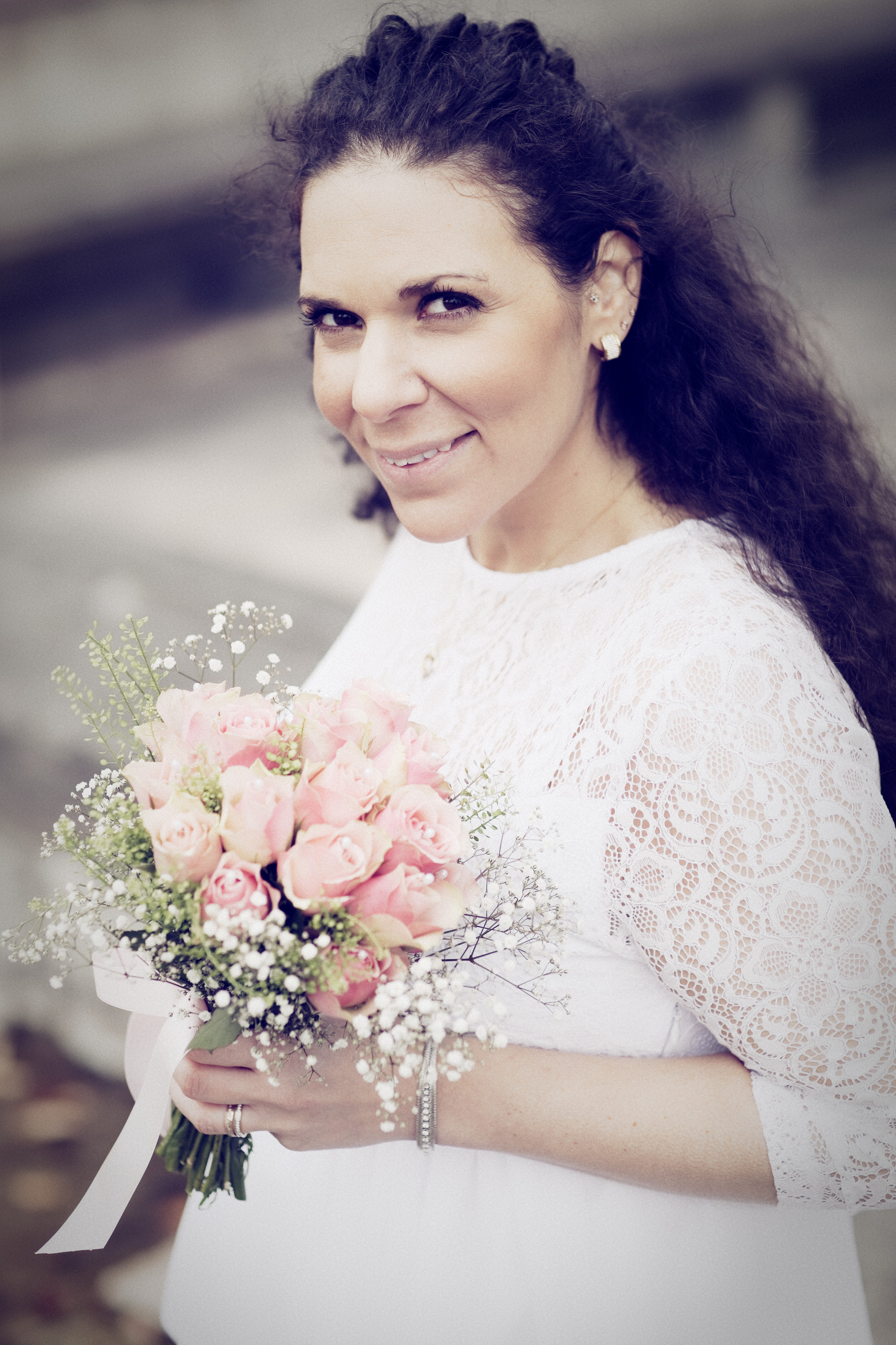 Bröllopsporträtt 2 - Madeleine