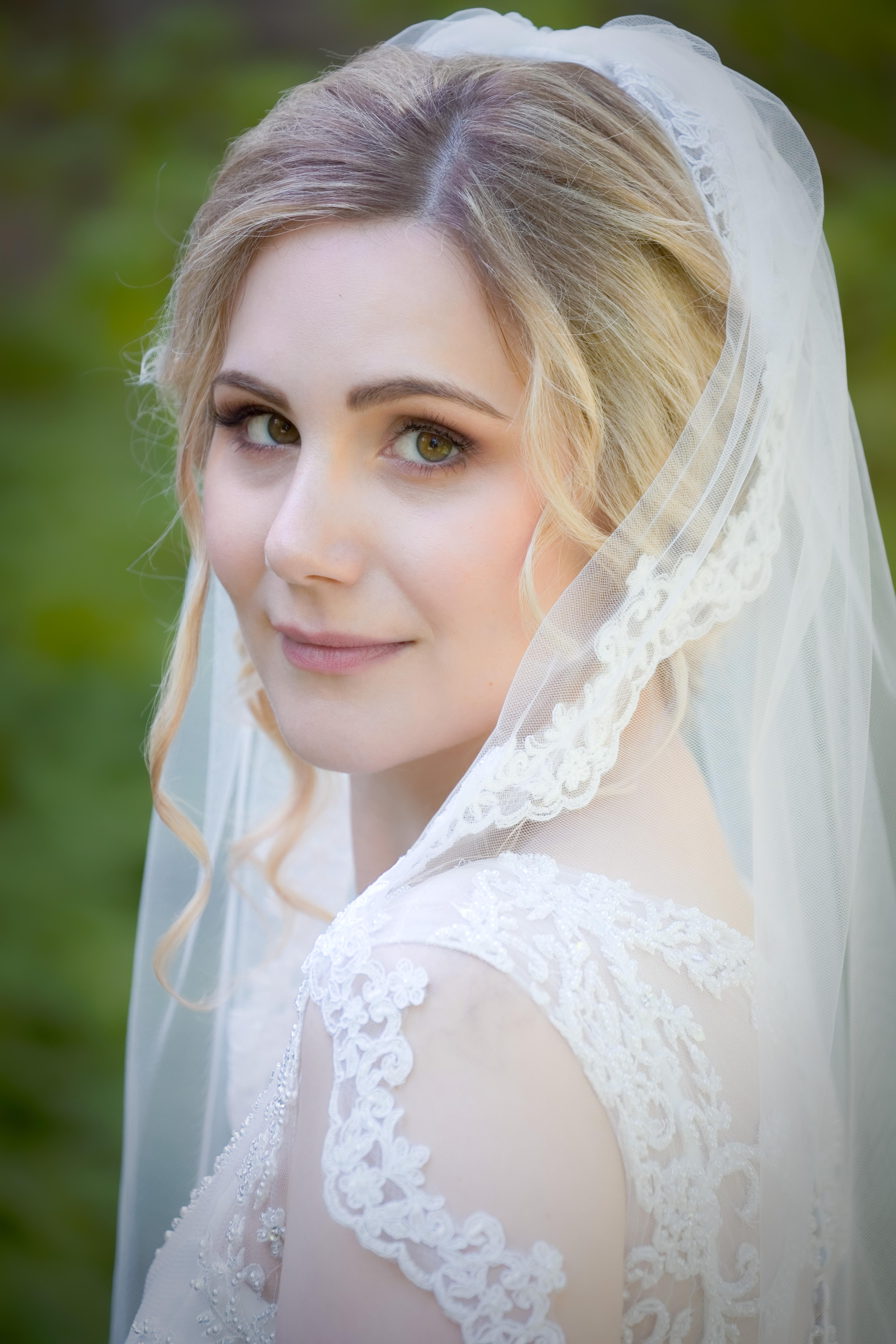 Bröllopsporträtt 2: Caroline