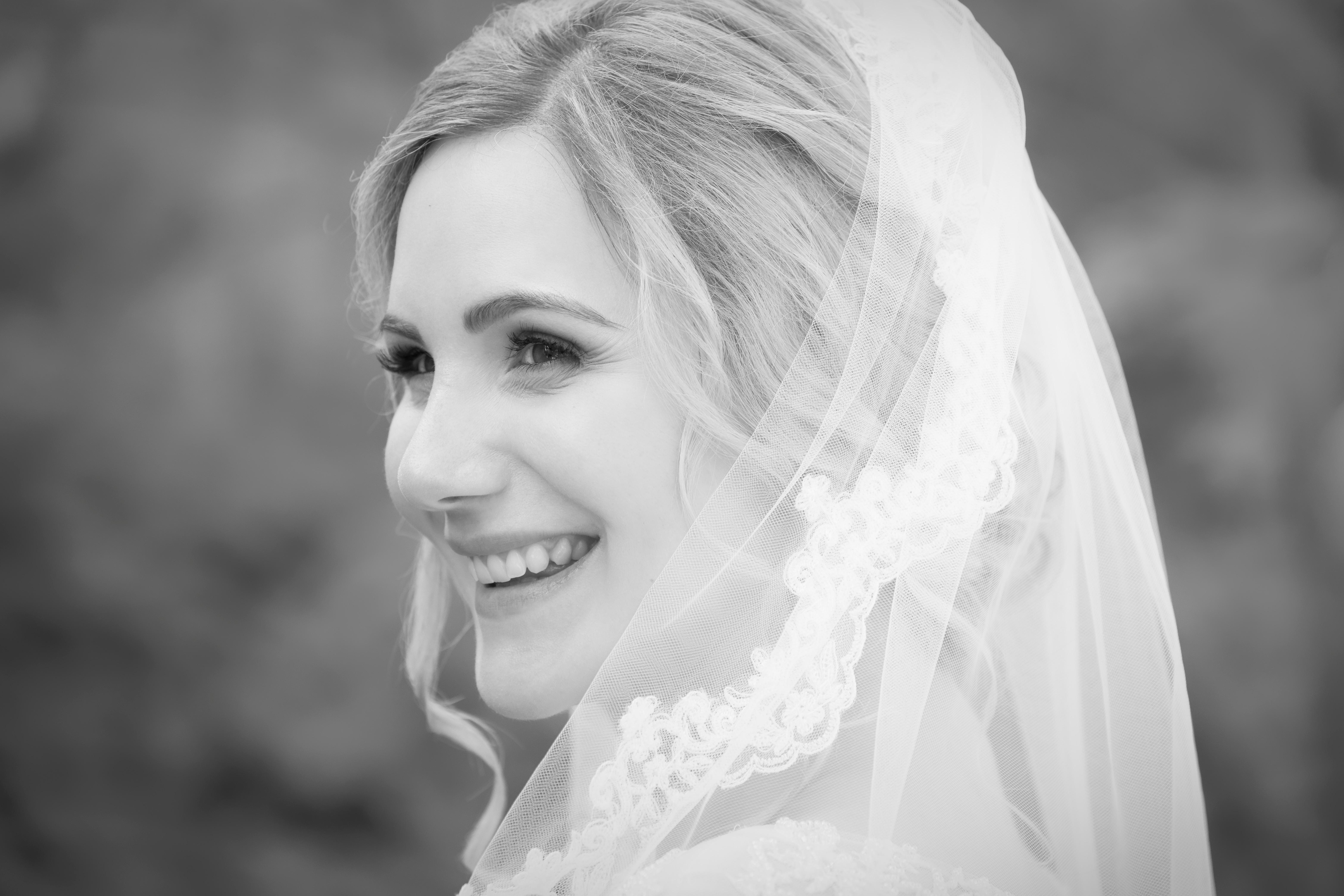 Bröllopsporträtt 1: Caroline