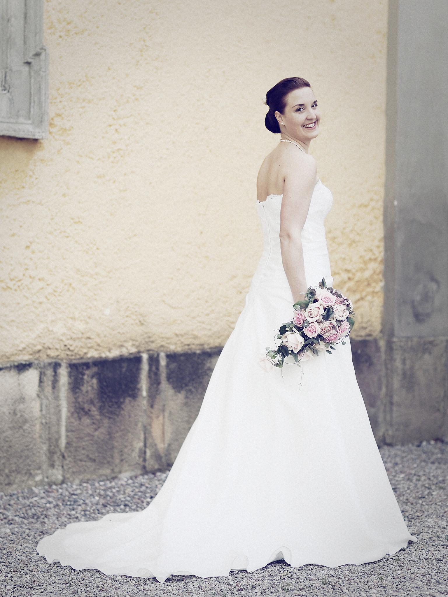 Bröllopsporträtt 10: Caroline