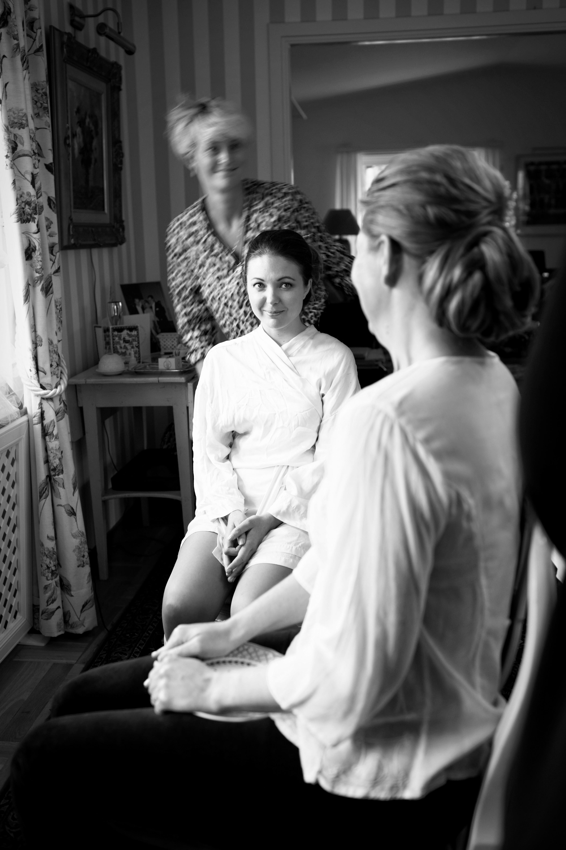 Bröllop - förberedelser 1