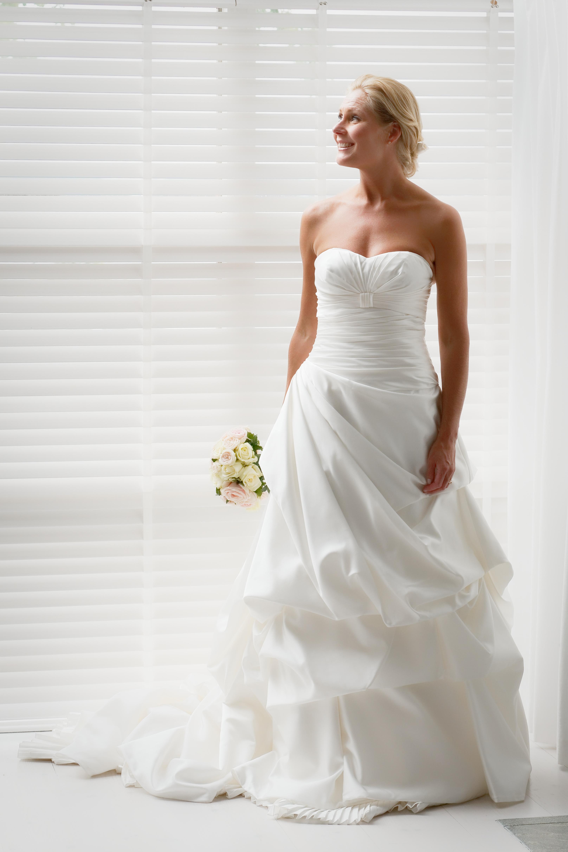 Bröllopsporträtt 6: Jessica i sviten