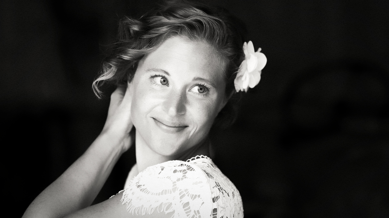 Bröllopsporträtt Linda