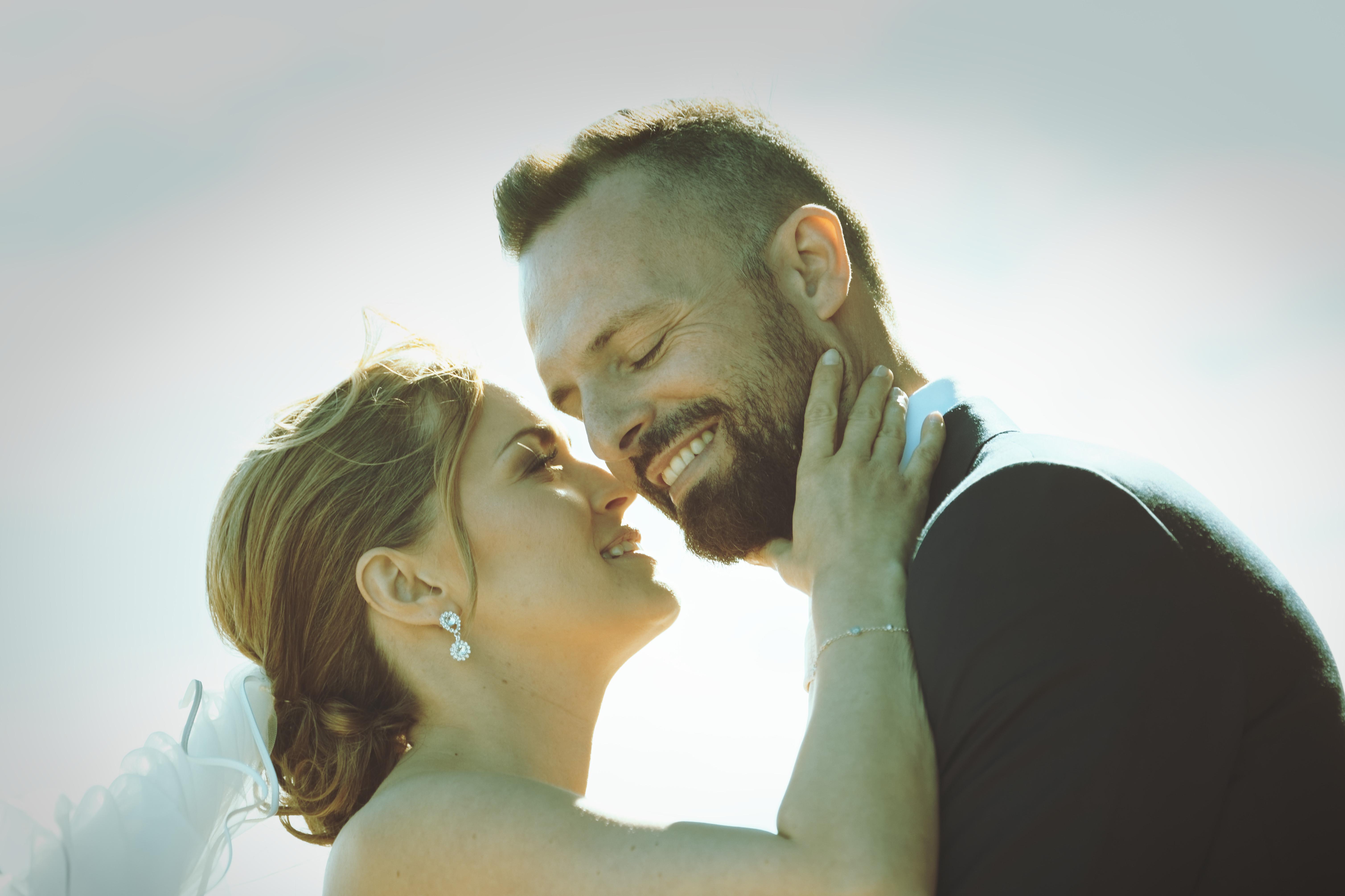 Bröllopsporträtt 5 - Chris & Ann